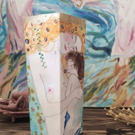 lámpara La Maternidad Klimt